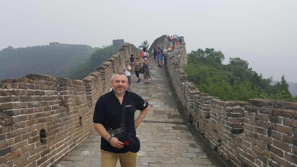 """""""Който не е бил на Великата китайска стена, той не е станал пълноценен човек!"""""""
